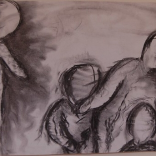 """'Untitled' 1996 • <a style=""""font-size:0.8em;"""" href=""""http://www.flickr.com/photos/13434015@N02/3288884670/"""" target=""""_blank"""">View on Flickr</a>"""